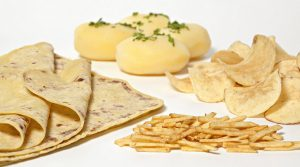 Potato products.